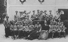 Ein Bild des Musikvereins um 1902