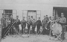 Ein Bild des Musikvereins von 1910